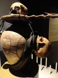 Vodou  Exhibit at the Canadian Museum of Civilization. © Maria Legault 2013.