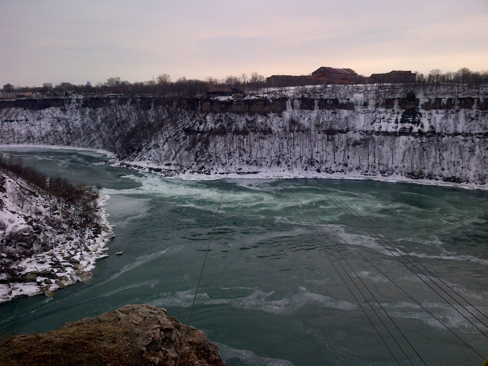 The Niagara Whirpool.