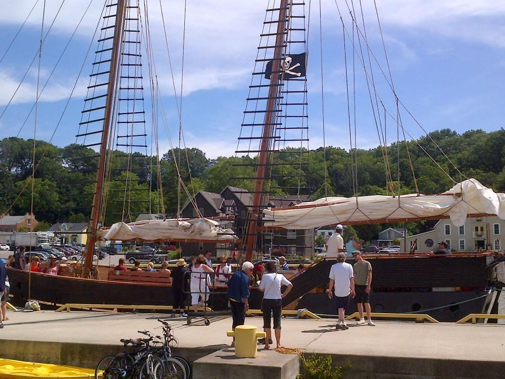Harbourfest 2013 - Tall Ships.
