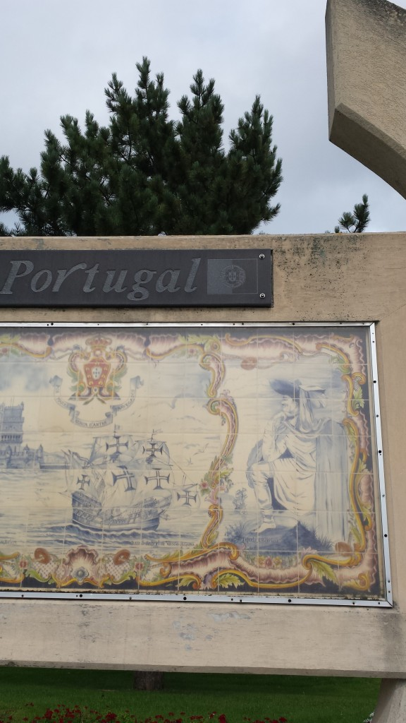 A map from Portugal - very cool.